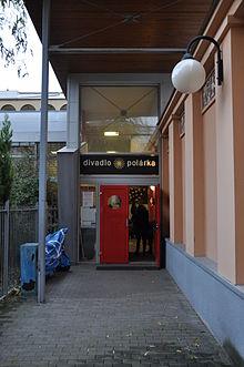 Divadlo Polárka. FOTO archiv