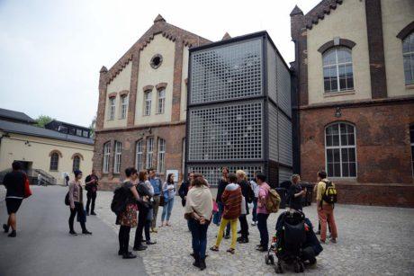 Jedním z nejzajímavějších momentů české části konference byla návštěva kulturního centra Hlubina v Ostravě. FOTO FB