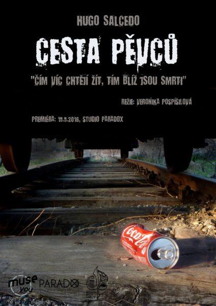 Tucek-Cesta pevcu-poster