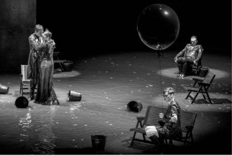 Voda je pro Pandurova Fausta kolébkou i hrobem FOTO ROBERT VYSTRČIL