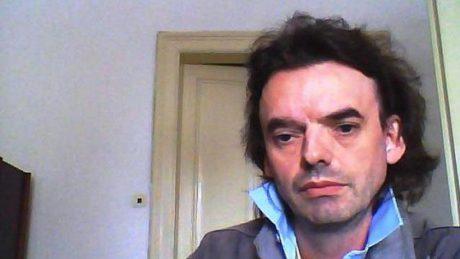 Václav Čížkovský (1964) v roce 2011. FOTO archiv Václava Čížkovského