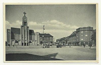 Chrám na Pražském předměstí Hradce Králové, 1940. Repro archiv