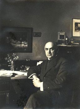 Václav Tille (1967-1937). FOTO archiv