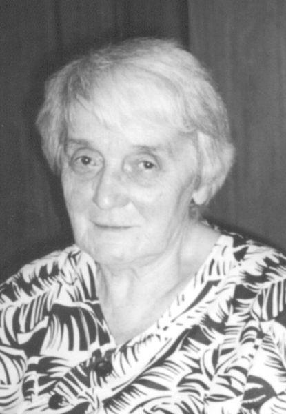 Kritička Alena Urbanová, 2002. FOTO archiv Amatérské scény