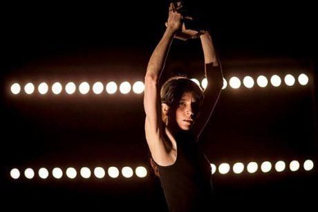 Cecile da Costa v performanci Vypravěč. FOTO archiv souboru