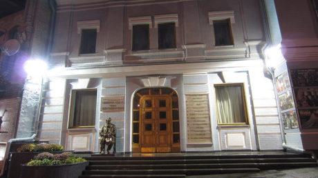 Národní akademické divadla Ivana Franka v Kyjevě. FOTO archiv GolosUA