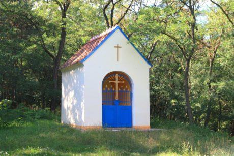 Ořechov - kaple sv. Peregrina. FOTO archiv Turistika.cz