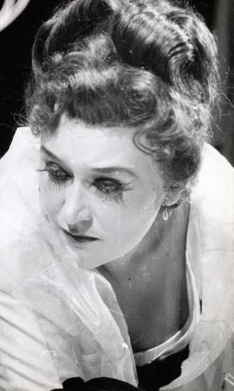 V titulní roli Verdiho la traviatě. FOTO archiv DJKT