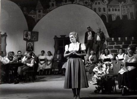 V opeře Bedřicha Smetany Tajemství. FOTO archiv DJKT