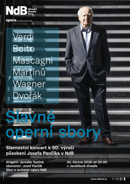 Tucek-Slavne sbory-poster
