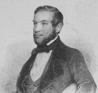 áclav Jindřich Veit (1806 – 1864). Repro archiv