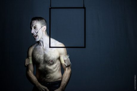 Andrew Schneider: YOUARENOWHERE. FOTO BARANOVA