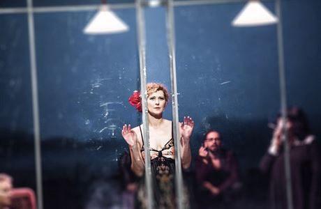 Thomas Bernhard: (r. Krystian Lupa, Teatr Polski Wroclaw, prem. 23. 10. 2014, na scéně Jerzyho Grzegorzewského). FOTO archiv festivalu