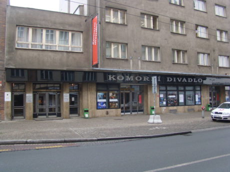 Komorní divadlo Plzeň. FOTO archiv