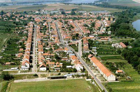 Obec Hlohovec, 1298 obyvatel. FOTO archiv