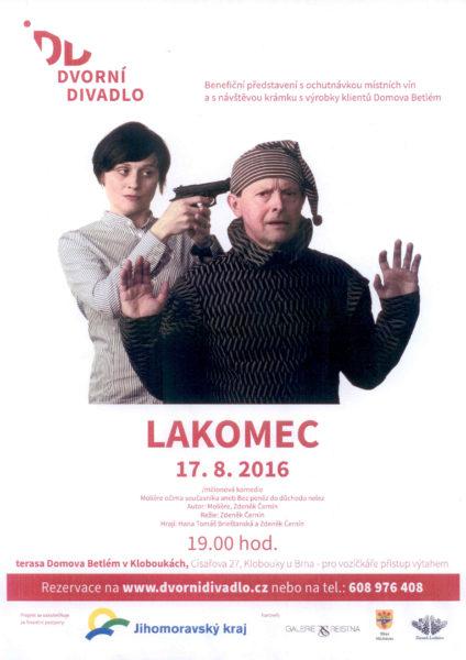 tucek-lakomec-poster