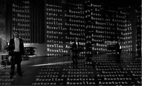 Snímek z NODO 2016 – György Ligeti: Aventures a Nouvelles Aventures fOTO ARCHIV FESTIVALU