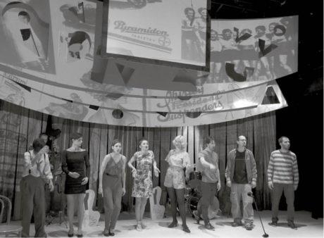 Swing se vrací aneb o štěstí  ve Studiu Ypsilon  FOTO ARCHIV STUDIA YPSILON