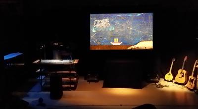 TAMTAM objektentheater: Rusty Nails & Other Heroes (Zrezivělé hřebíky a další hrdinové). FOTO archiv souboru