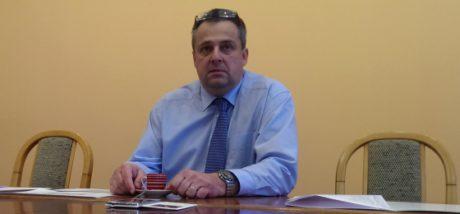 Mgr. Milan Volf, primátor Statutárního města Kladna (Volba pro Kladno). FOTO archiv