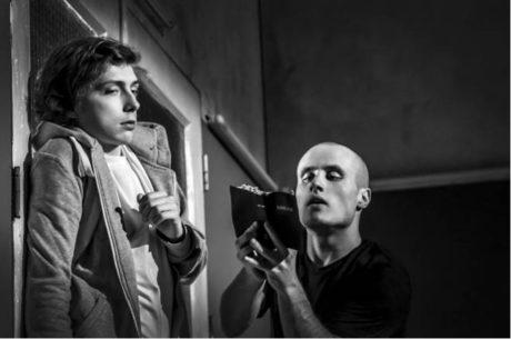 Slavný ruský režisér Kirill Serebren;nikov v Plzni představil svého (M)učedníka FOTO ARCHIV DIVADLA