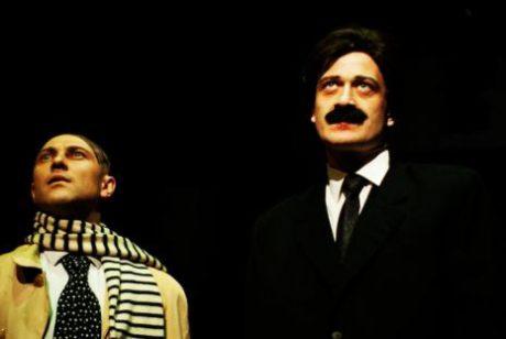 Neznat historii, byla by to radost ty dva poslouchat. FOTO archiv HaDivadla