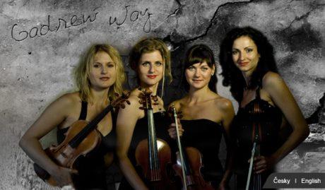 Gardew Way Quartet. FOTO archiv souboru