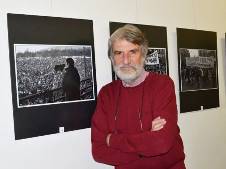 Pavel Vácha. FOTO KVĚTA KORBÁŘOVÁ
