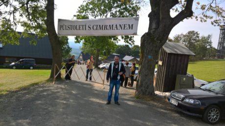 Sobota 1. října U Čápa v Příchovicích v Jizerských horách. FOTO JAN RAUS