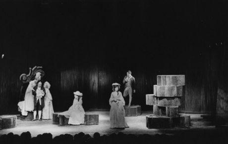 W. Shakespeare: Marná lásky snaha – Divadlo za branou 1970. FOTO VILÉM SOCHŮREK
