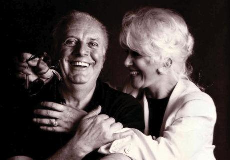 Se svou ženou Franvou Rame. FOTO archiv