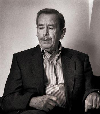 Václav Havel. FOTO JIŘÍ JIROUTEK