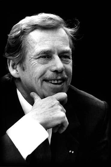Václav Havel. FOTO archiv