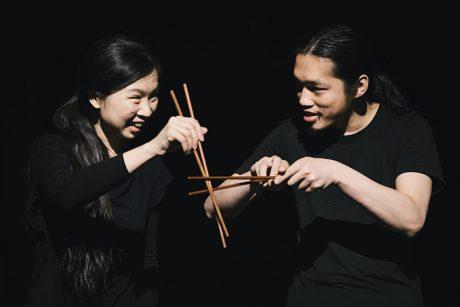 Teng Teng a Kevin Chio během produkce. FOTO archiv