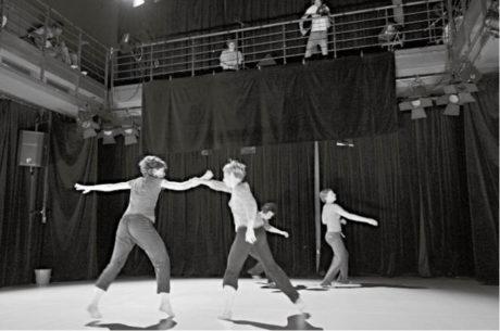 D29 je vhodným místem pro taneční soubory – VerTeDance: Kolik váží vaše touha? FOTO VLADIMÍR SABO