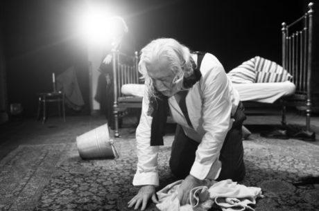 Astorka Korzo ´90 Hanoch Levin: Život je taký. FOTO ROBERT TAPPERT