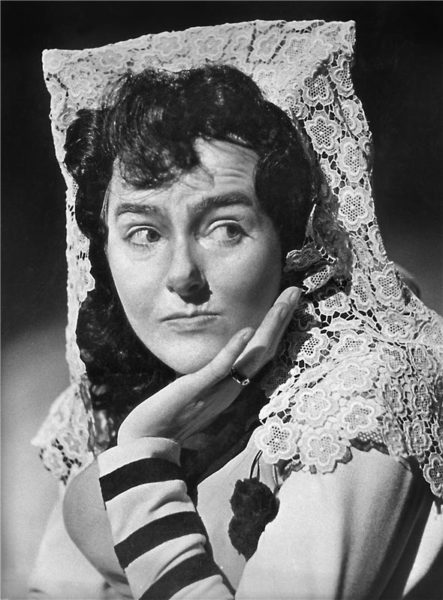 Siebel v Faustovi a Markétce (ND, 1955). FOTO archiv ND