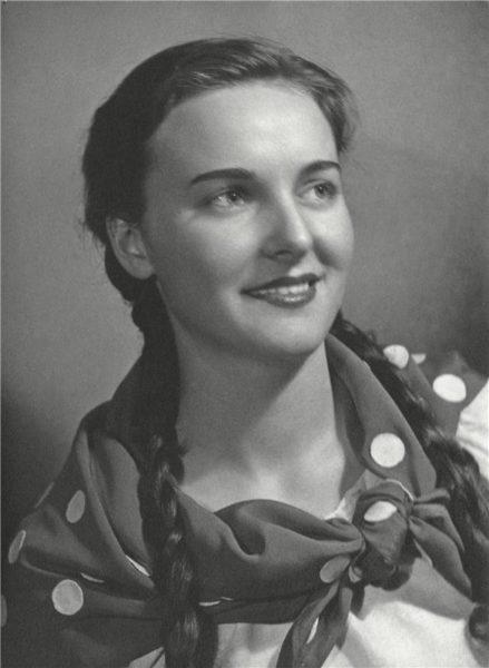 Husopaska v Melířském nápadu (ND 1949). FOTO archiv ND