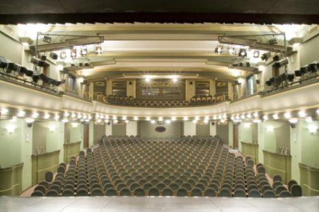 Městaká divadla pražská - Divadlo ABC. FOTO archiv