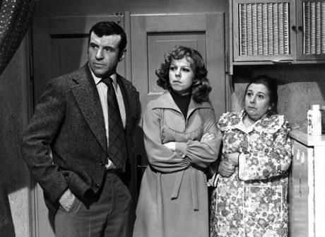 S Ivou Janžurovou a Stellou zázvorkovou ve filmu Zítra to roztočíme, drahoušku...! (r. Petr Schulhoff, 1976). FOTO archiv