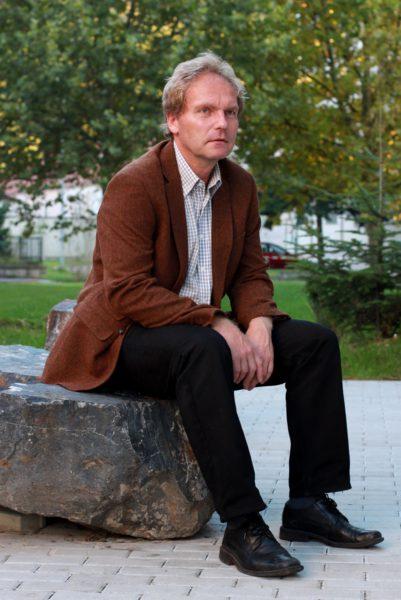 Petr Odo Macháček. FOTO archiv Divadla Kámen