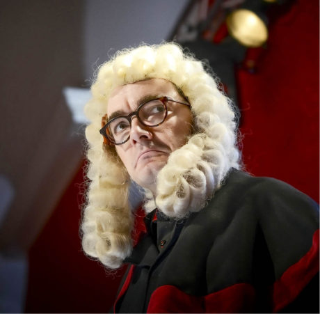 Thomas Adès: Powder her face, ND Brno, režie Tomáš Studený, Divadlo Reduta, prem. 29. ledna 2016 FOTO MAREK OLBRZYMEK