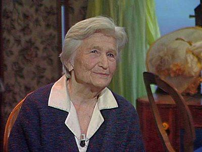 Z televizního pořadu Domácí štěstí (2004). FOTO archiv ČT