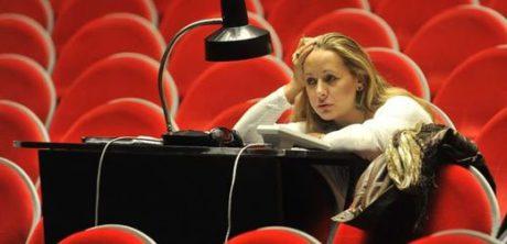Kateřina Dušková. FOTO archiv