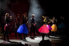 Koncert se povedl… FOTO archiv JAMU